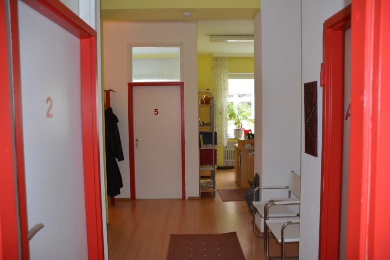 Räume der Lernpunkt Nachhilfe in der Wilhelmstraße in Bielefeld.